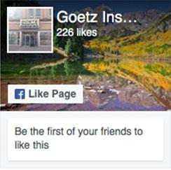 Goetz Facebook Page